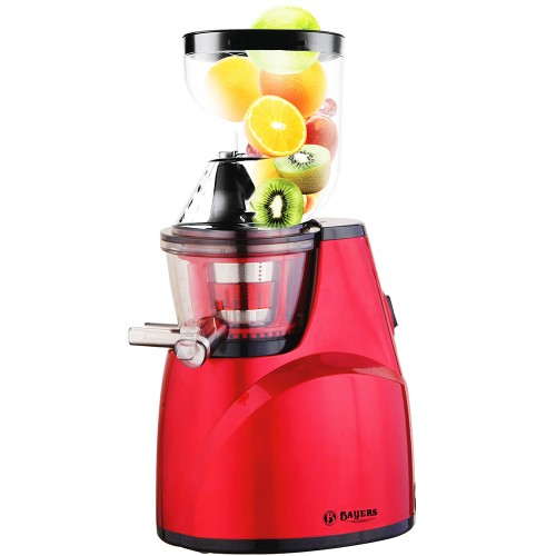 Slow Juicer Wide Mouth : BAYERS WHOLE FRUIT SLOW JUICER SJ25 (end 6/24/2018 10:55 PM)