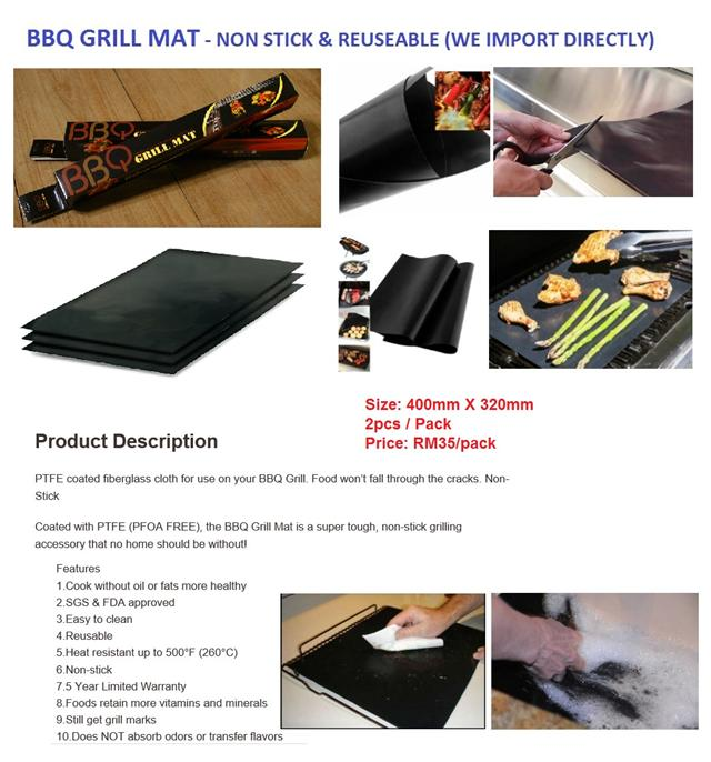 how to clean a grill mat