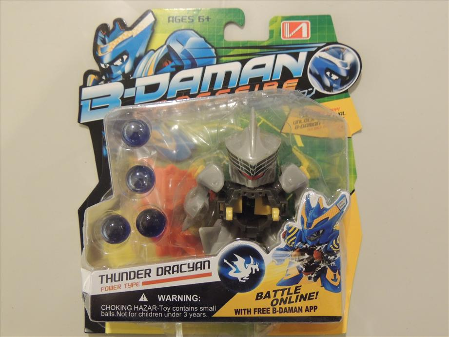 TAKARA TOMY CROSS FIGHT CB-02 B-DAMAN STARTER ONE SIDE SHARKS BM42140 NEW