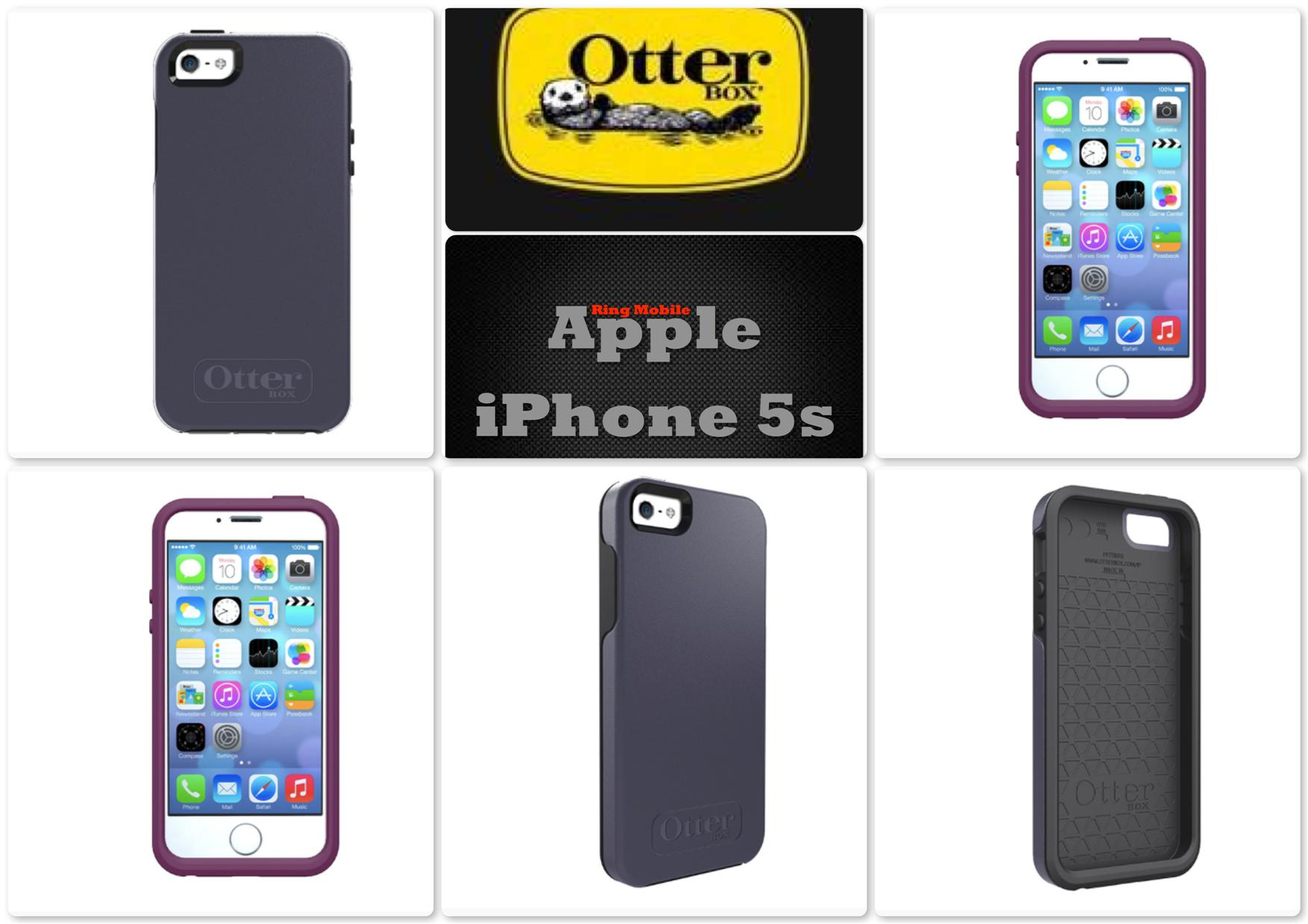 Bdotcom = Apple iPhone 5 5s Otterbox Symmetry Series @ Denim
