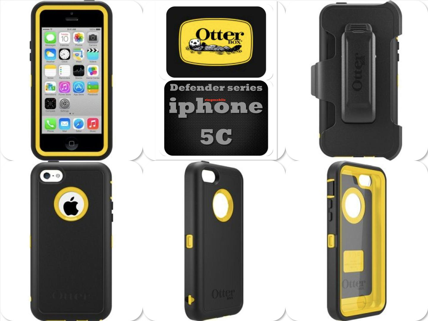 how to open otterbox defender series iphone 5