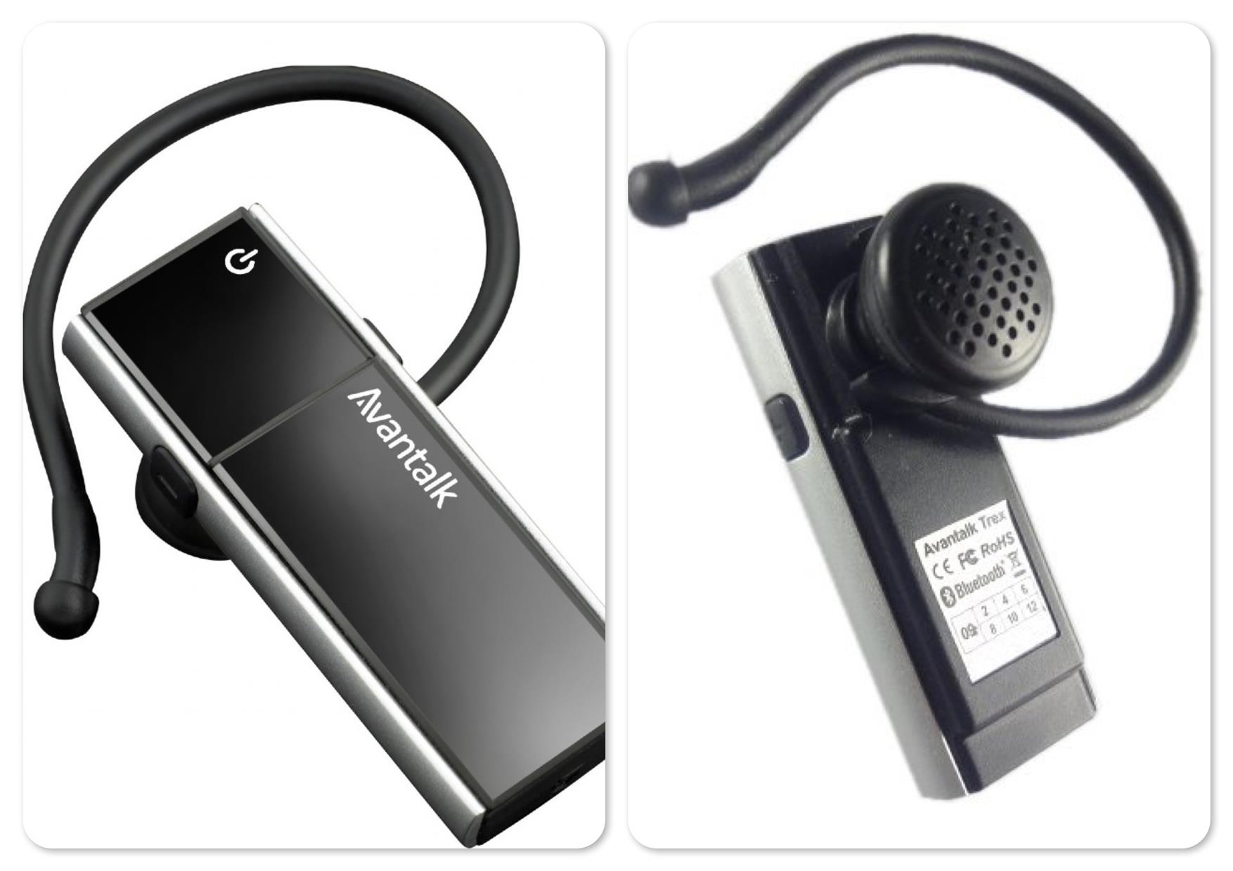 Bdotcom = Avantree Trexduo Mono Bluetooth Headset
