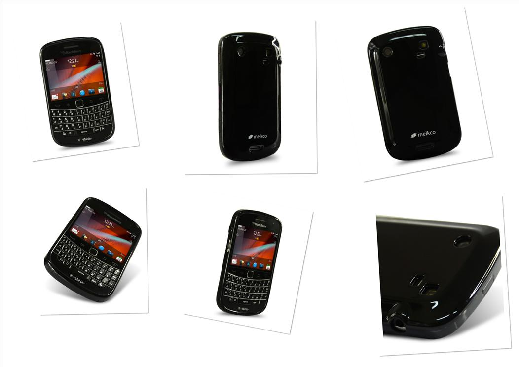 Bdotcom = Blackberry Bold Touch 9900 / 9930 Melkco Poly TPU Jacket