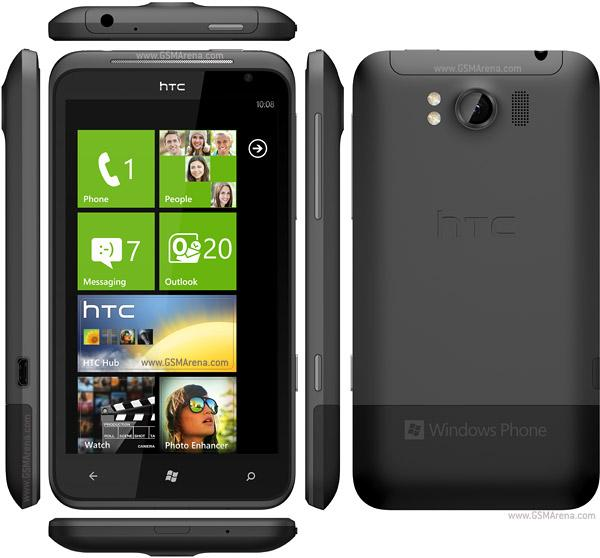 Bdotcom = HTC Titan = windows mobile 7.5 Mango 4.7 inch = new set