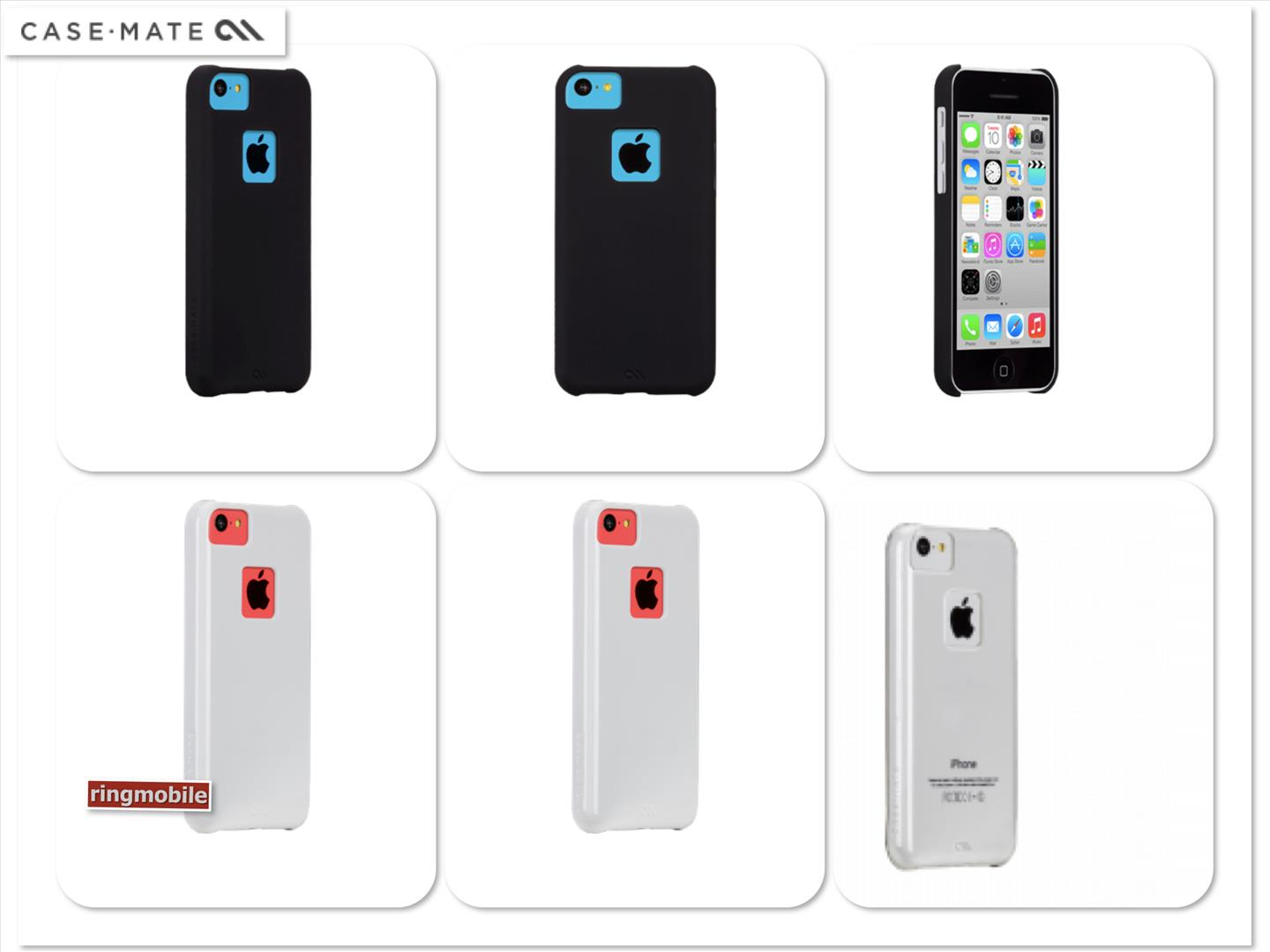 bdotcom = iphone 5c case mate Barely There slim case =
