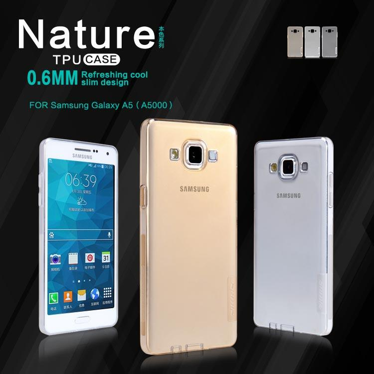 Bdotcom = Samsung Galaxy A5 SM-A500F Nillkin Nature Series Cover Case