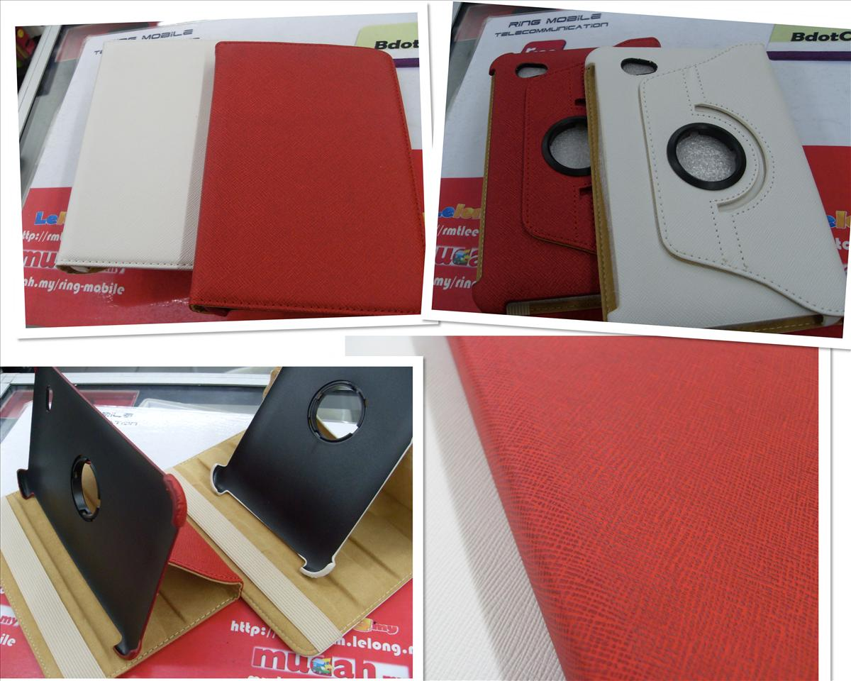 bdotcom = samsung galaxy tab 2 7.0 p3100 p3110 rotating leather case =
