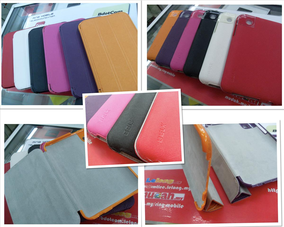 bdotcom = samsung galaxy tab 2 P3100 7.0 belk leather case =