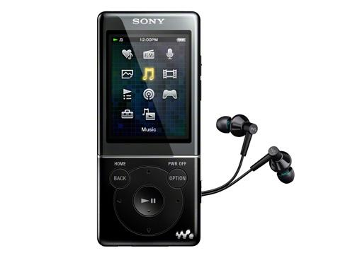 sony digital mp4 player