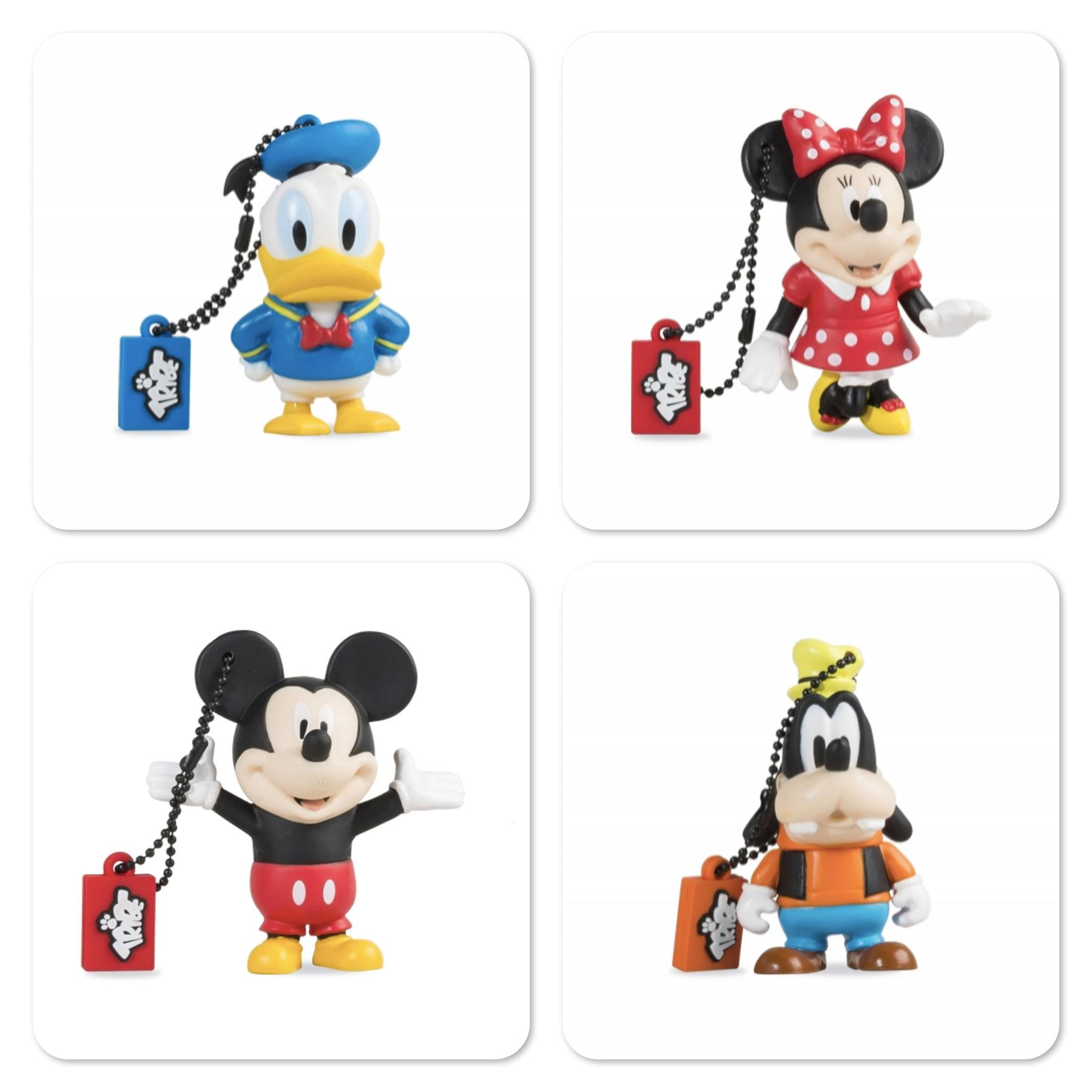 Bdotcom = Tribe Disney Collection USB Pendrive Thumb Drive