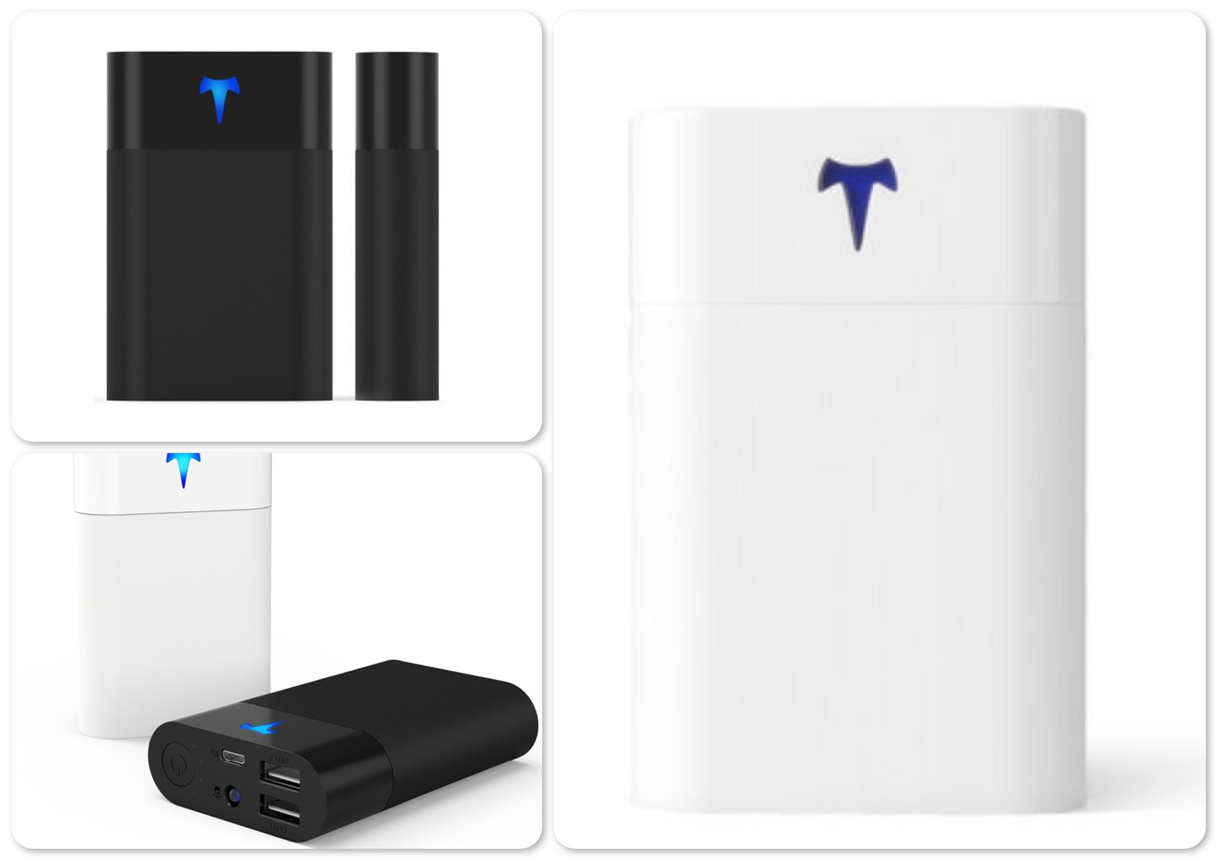 Bdotcom = Yoobao Telsa 10200 mAh Power Bank - YB-T1