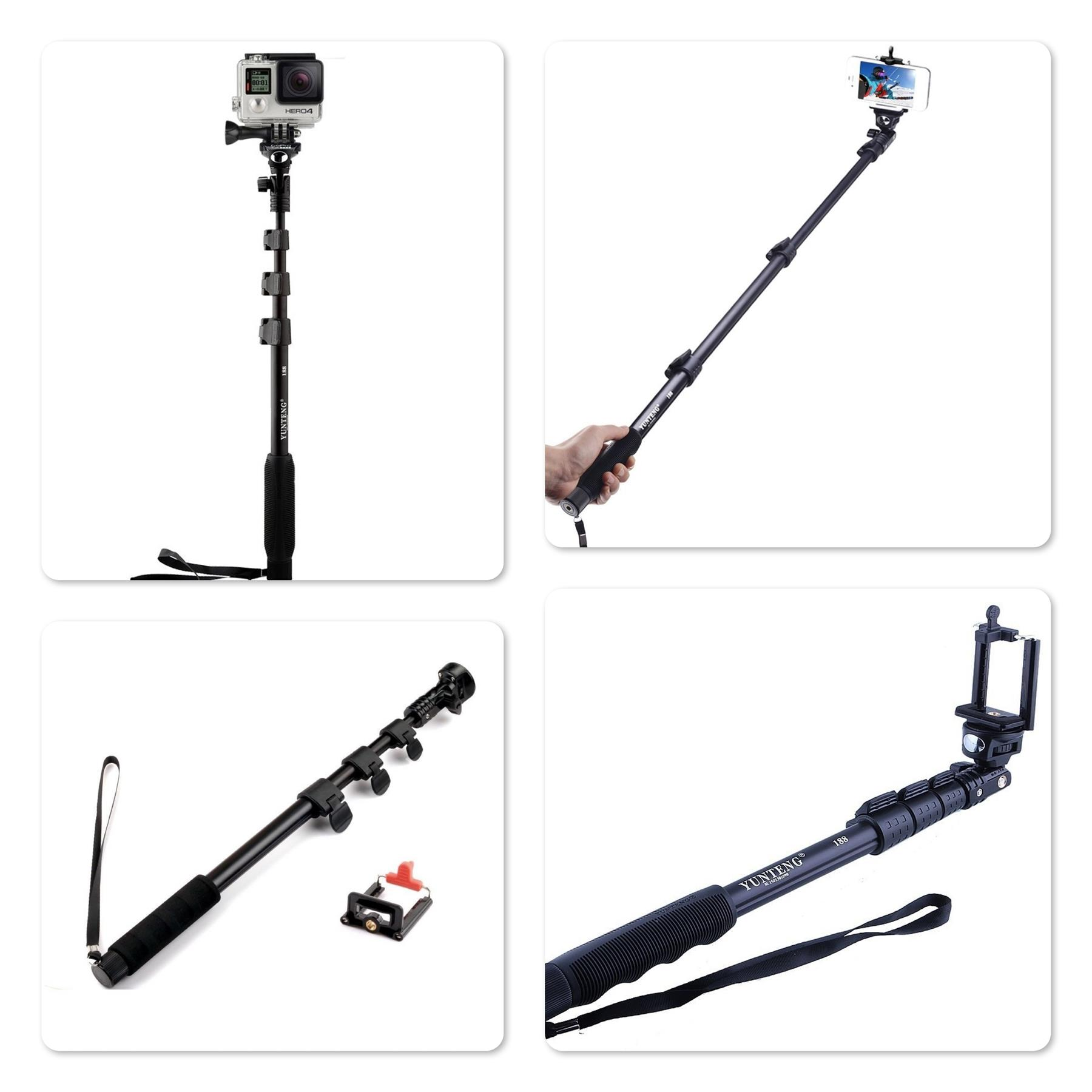 bdotcom yunteng yt 188 selfie stick end 4 7 2017 3 15 pm. Black Bedroom Furniture Sets. Home Design Ideas