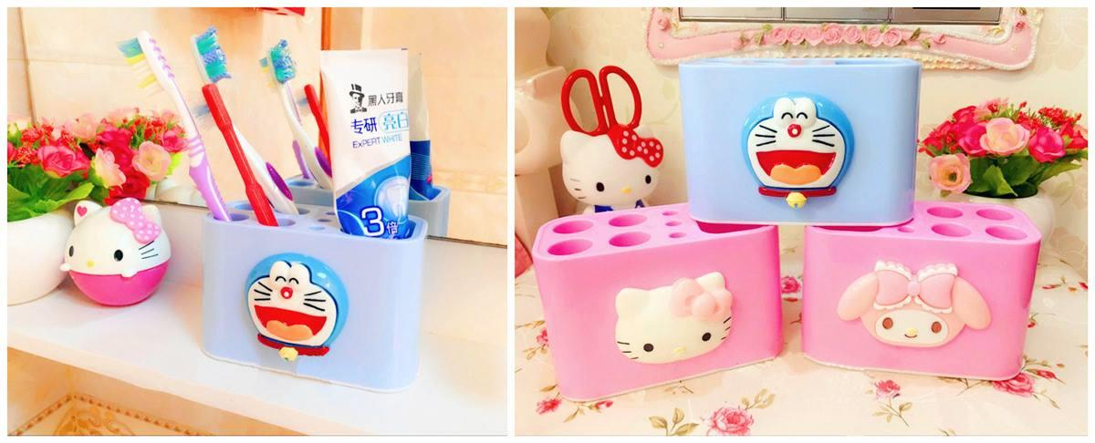 BE0038 HELLO KITTY T SERIES STORAGE HOLDER