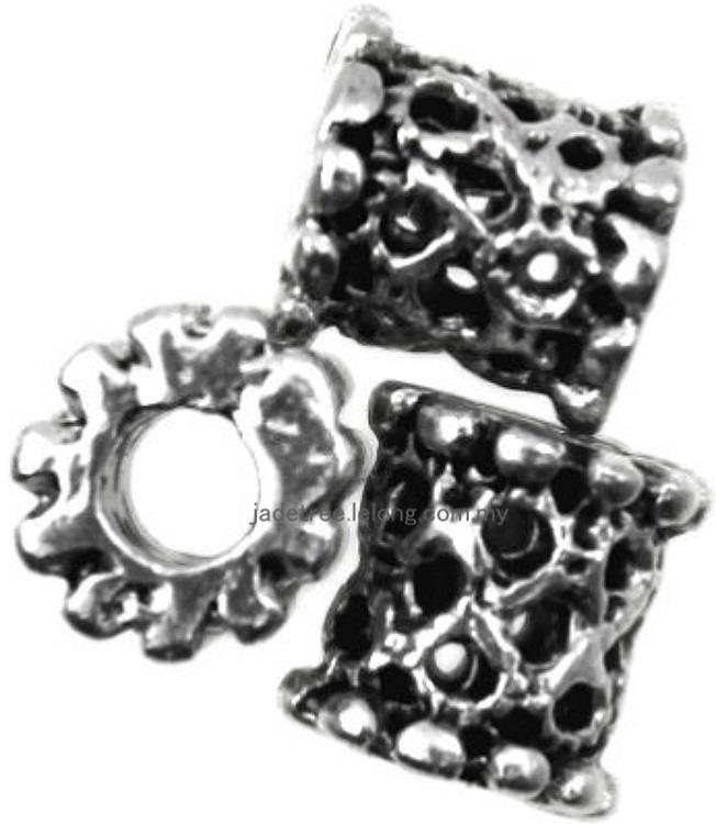 Beads spacer bead pewter end pm myt