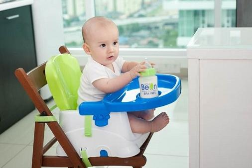 Image result for Little Bean Foldable Booster Chair