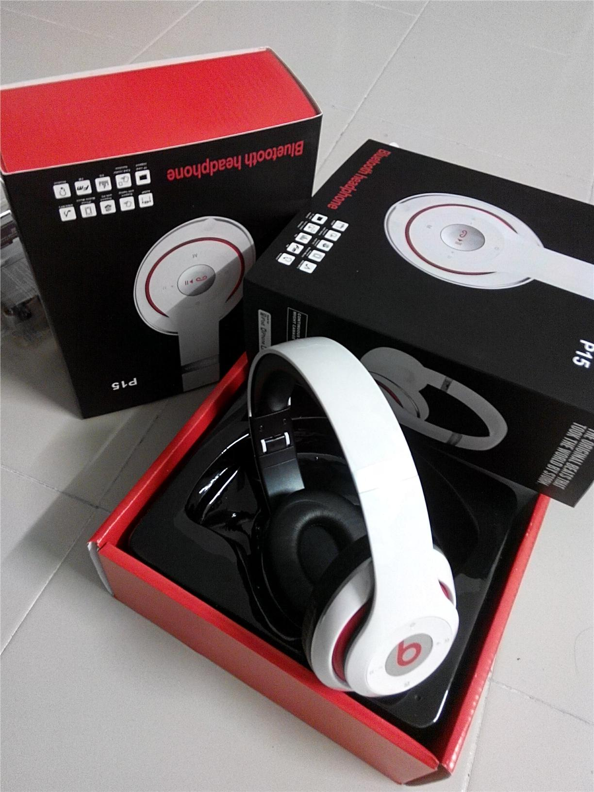 Beats By Dre Studio Wireless High Definition Stereo Bluetooth