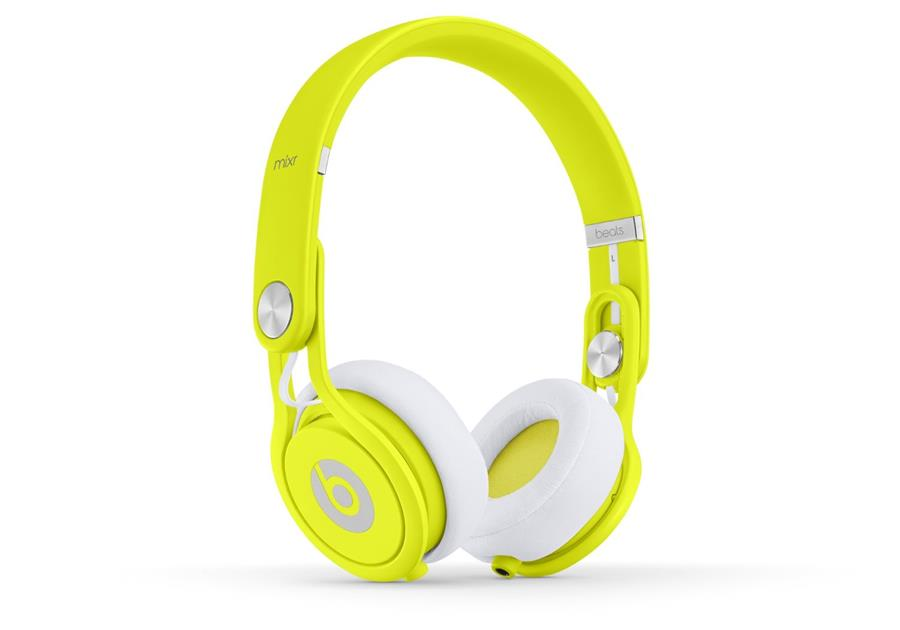 Beats Mixr Limited Edition Neon Yellow