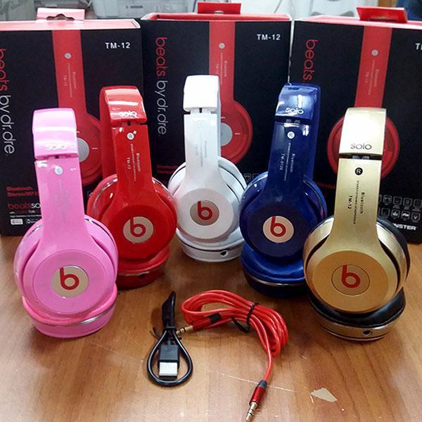 Beats Solo² By Dr. Dre TM-12