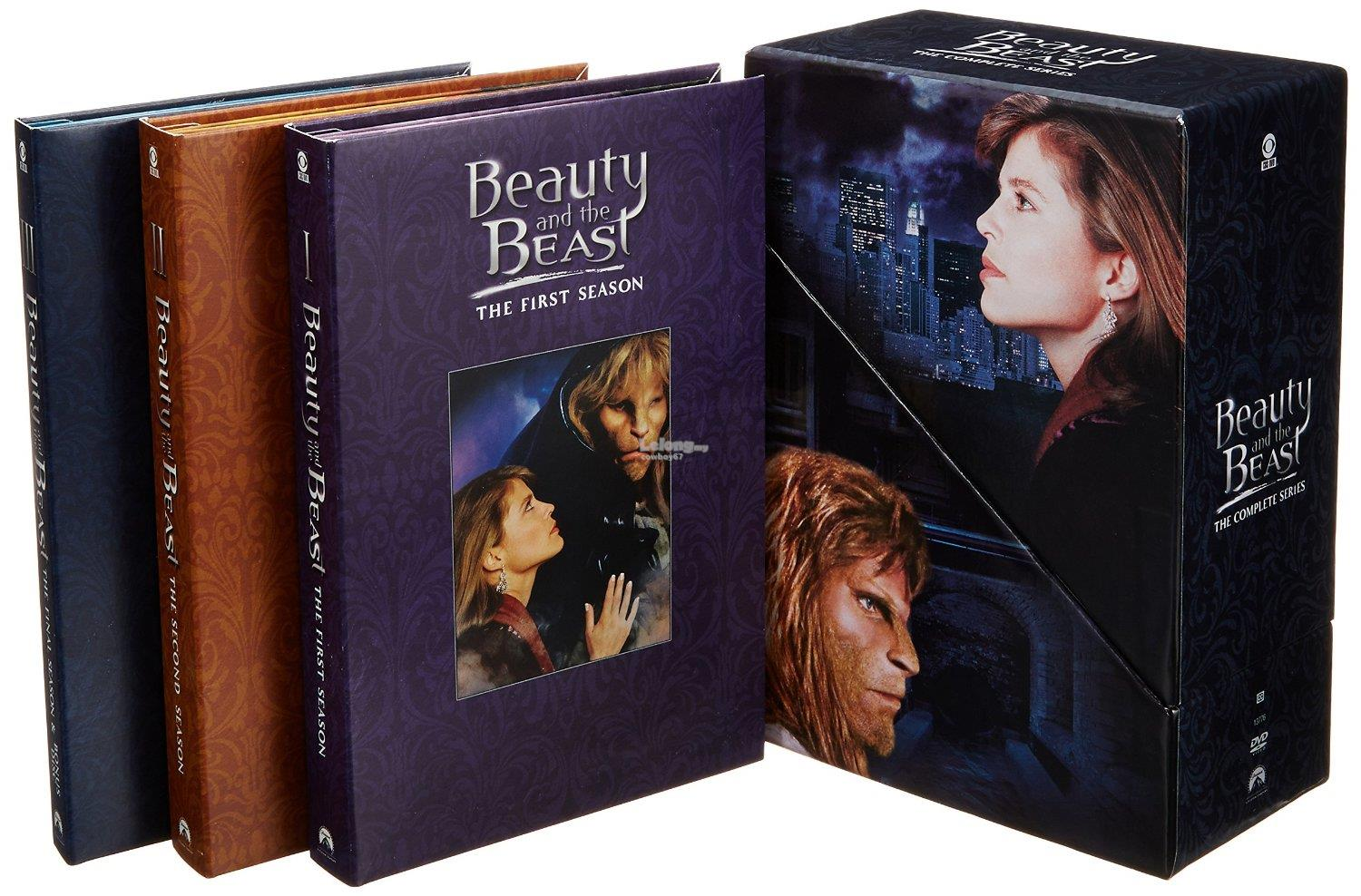 Beauty And The Beast - The Complete Series - New DVD Box Set
