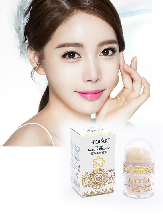 Beauty Essential~Shine Natural Finishing Loose Powder