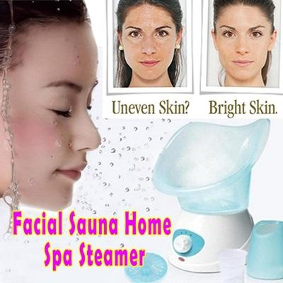Beauty Facial Face Thermal Spa Steamer Pores Mist Steam Sauna