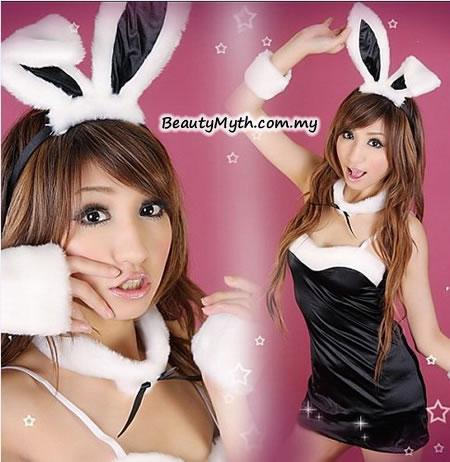 **BeautyMyth** Sexy Playboy Bunny Costume