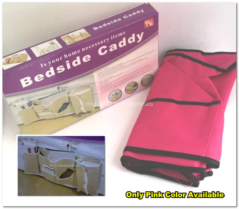 Bedside Remote Caddy Bedside Caddy Multifunction
