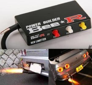 Bee R Rev Limiter Launch Control na TURBO