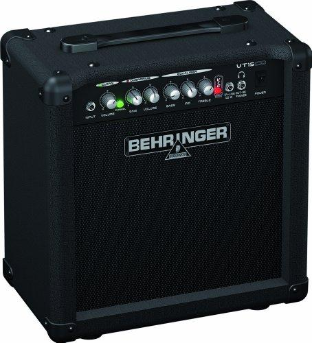 Behringer Electric Guitar Amplifier VIRTUBE VT15CD