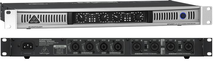 Behringer EPQ304 300W Power Amplifier