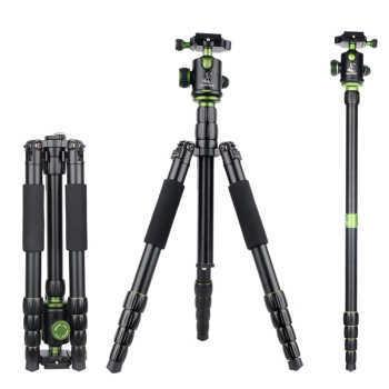 Beike SYS-700 Professional Traveller's Tripod with Monopod