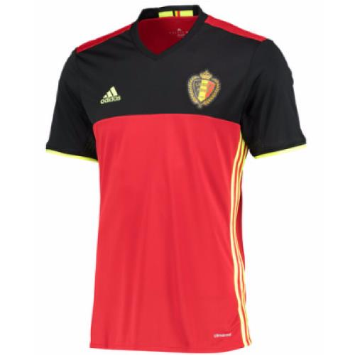 BELGIUM HOME SHIRT 2016 RED (ORIGINAL) S,M,L,XL