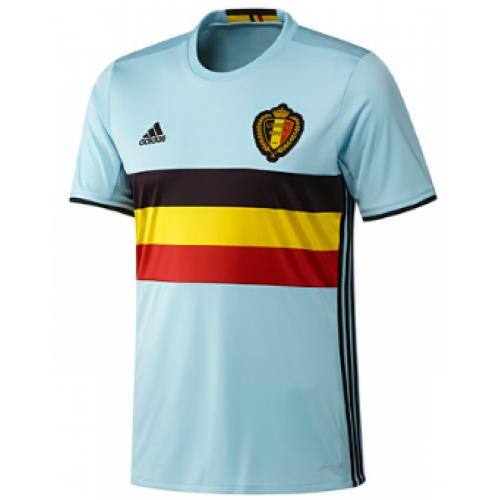 BELGIUM AWAY SHIRT 2016 LT BLUE (ORIGINAL) S,M,L,XL