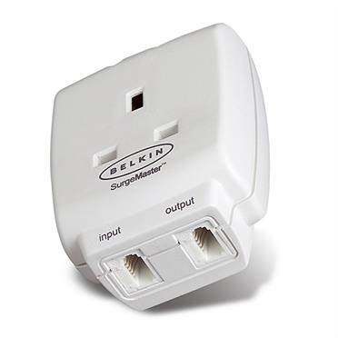 @ BELKIN (F9H110VSACW-MY) Home Series 1-Outlet SurgeCube ,tel @