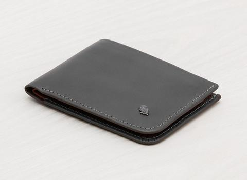 BELLROY HIDE & SEEK WALLET LO - CHARCOAL
