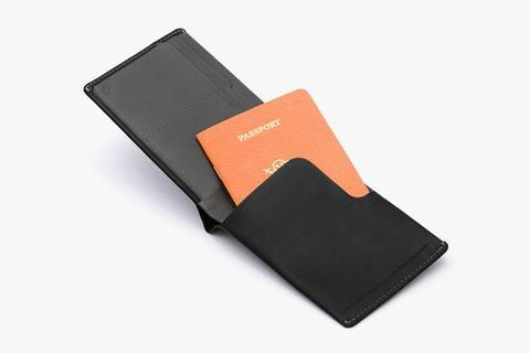 BELLROY TRAVEL WALLET RFID - BLACK