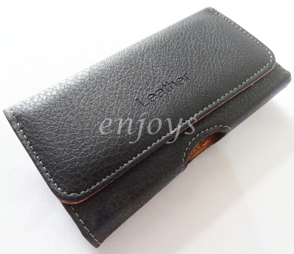 Belt Leather Pouch Samsung I9300 Galaxy S3 I9500 S4 I9100 S2 I9105