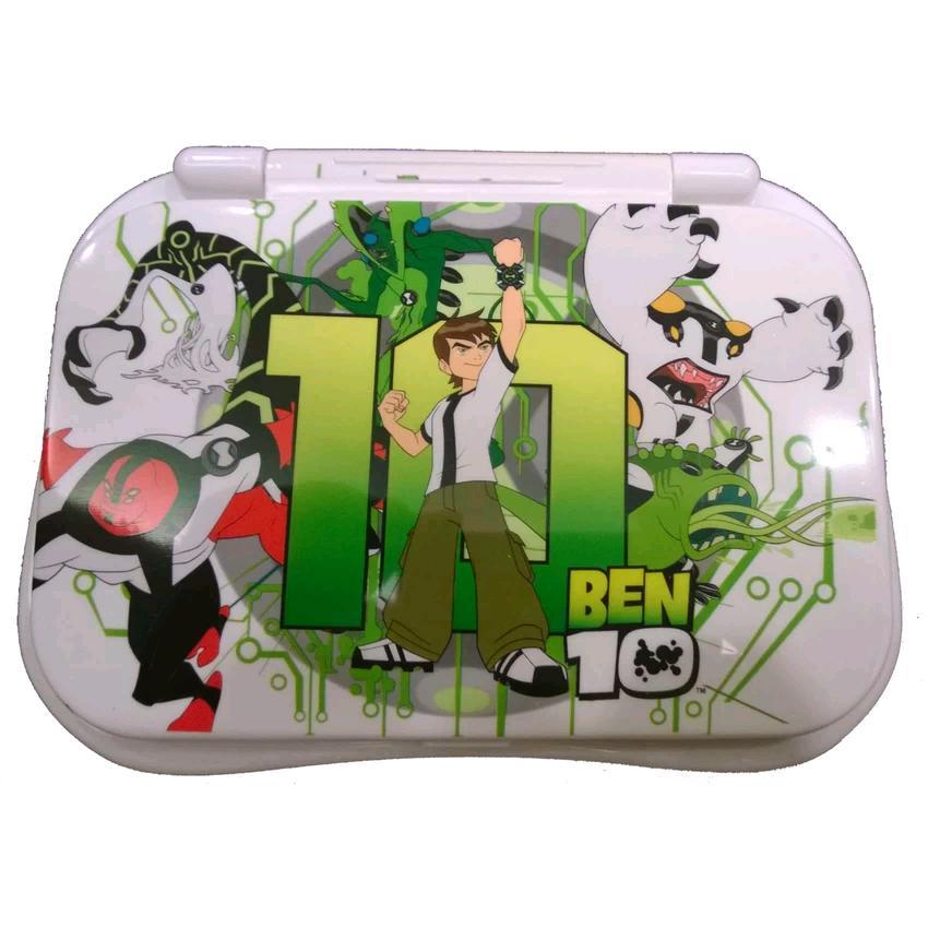 Ben 10 Mini PC Learning Laptop & Mach with Music
