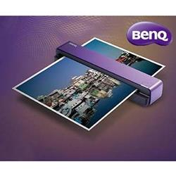 BenQ A4 Sized Mobile Portable Photo Scanner - CP100