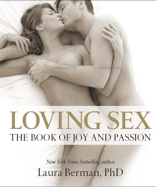 the joy of sex book