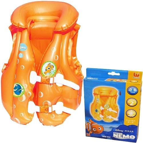 Bestway Finding Nemo Swim Vest (For Ages 3 - 6 Years)
