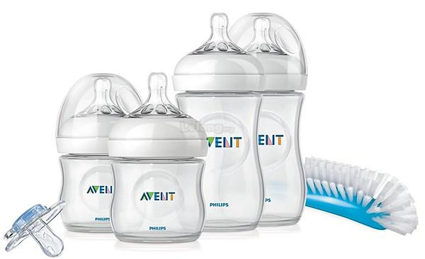 [Bibi] Philips Avent Natural Newborn Starter Set FDN