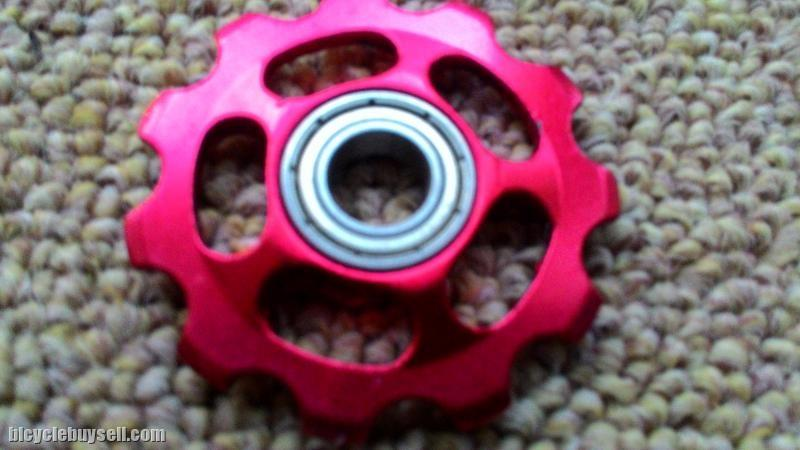 Bicycle RD Bearing Pully 11T
