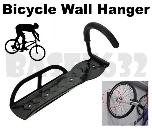 Bicycle  Bike Storage Wall Mounted Mount Rack Stands Hanger Hook