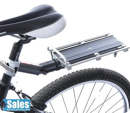 Bicycle Mountain Foldable Rear Rack Quick Release Universal