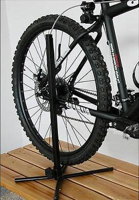bicycle side stand