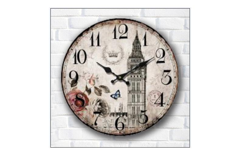 Big Ben Design Wall Clock