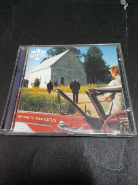 BIG COUNTRY - DRIVING TO DAMASCUS CD