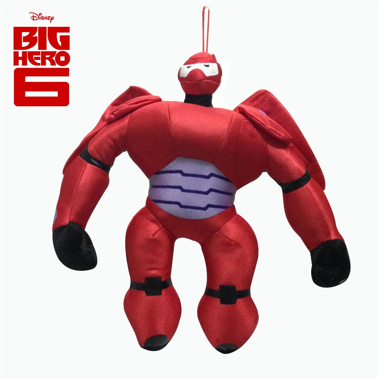 BIG HERO 6 BAYMAX Mech Plush Soft Toys