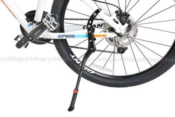 New Bike Bicycle 24''-29'' Adjustable Aluminum Bike Kickstand Road